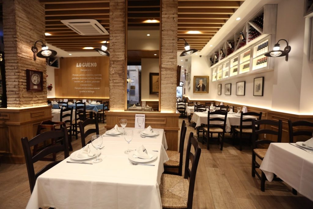 Nuevo restaurante de Lo Güeno con Josper