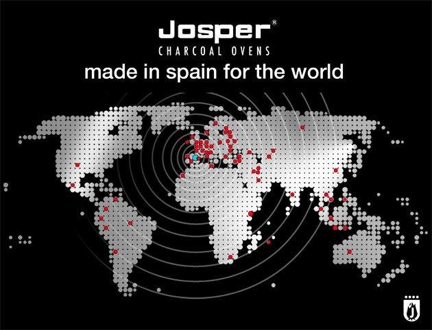 Josper conquista el planeta