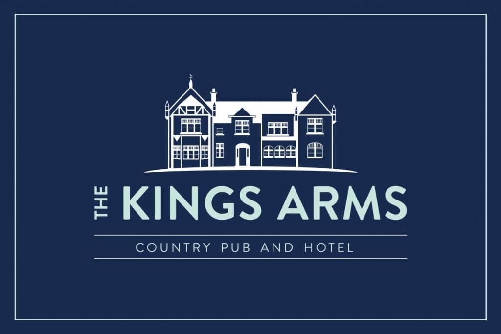 The King Arms logo