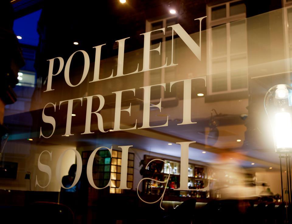 Pollen Street Social y Josper