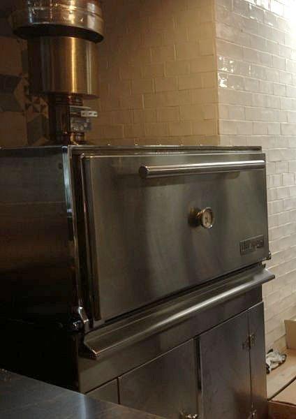 Seúl tiene un nuevo horno Josper