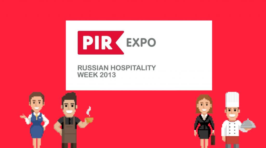 Josper en Feria PIR Moscú 2013