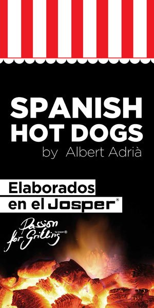 Hot Dogs by Albert Adriá y Josper
