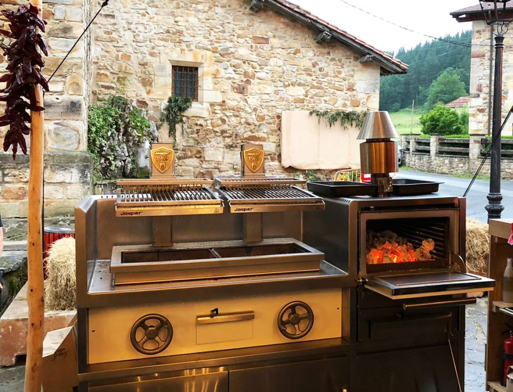 Josper CVJ 050-2 y Josper HJX 25 en The World's 50 Best Restaurants 2018
