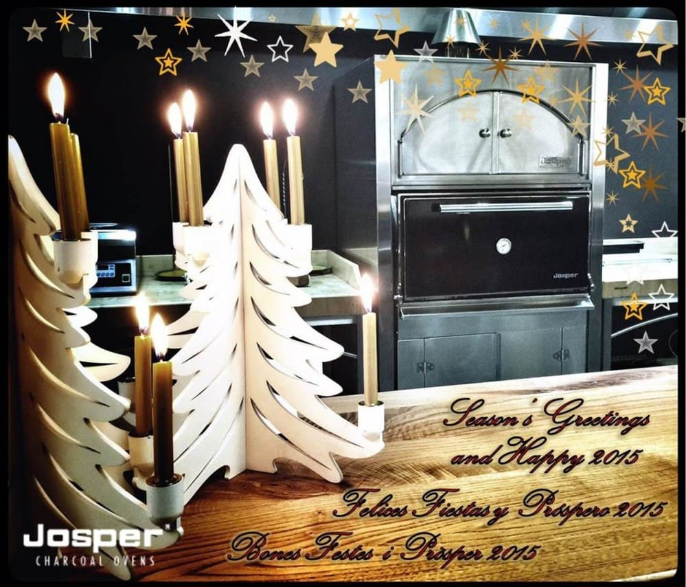Feliz Navidad desde Josper a todos