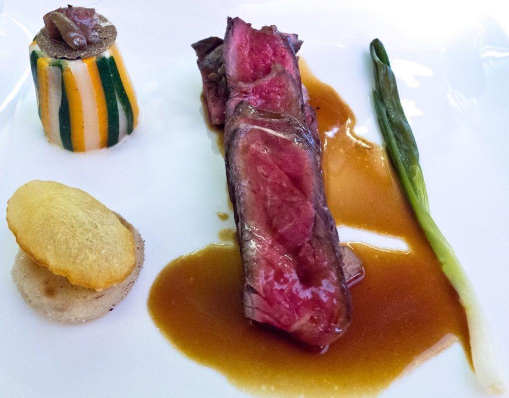 Josper Baraqueville beef by Goujon