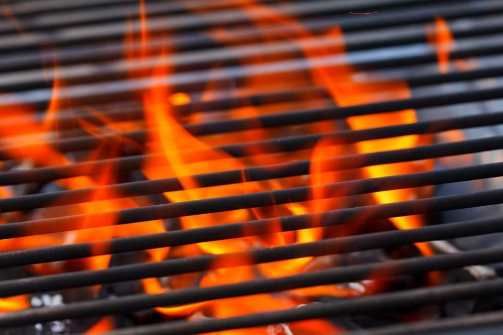 Grilling charcoal