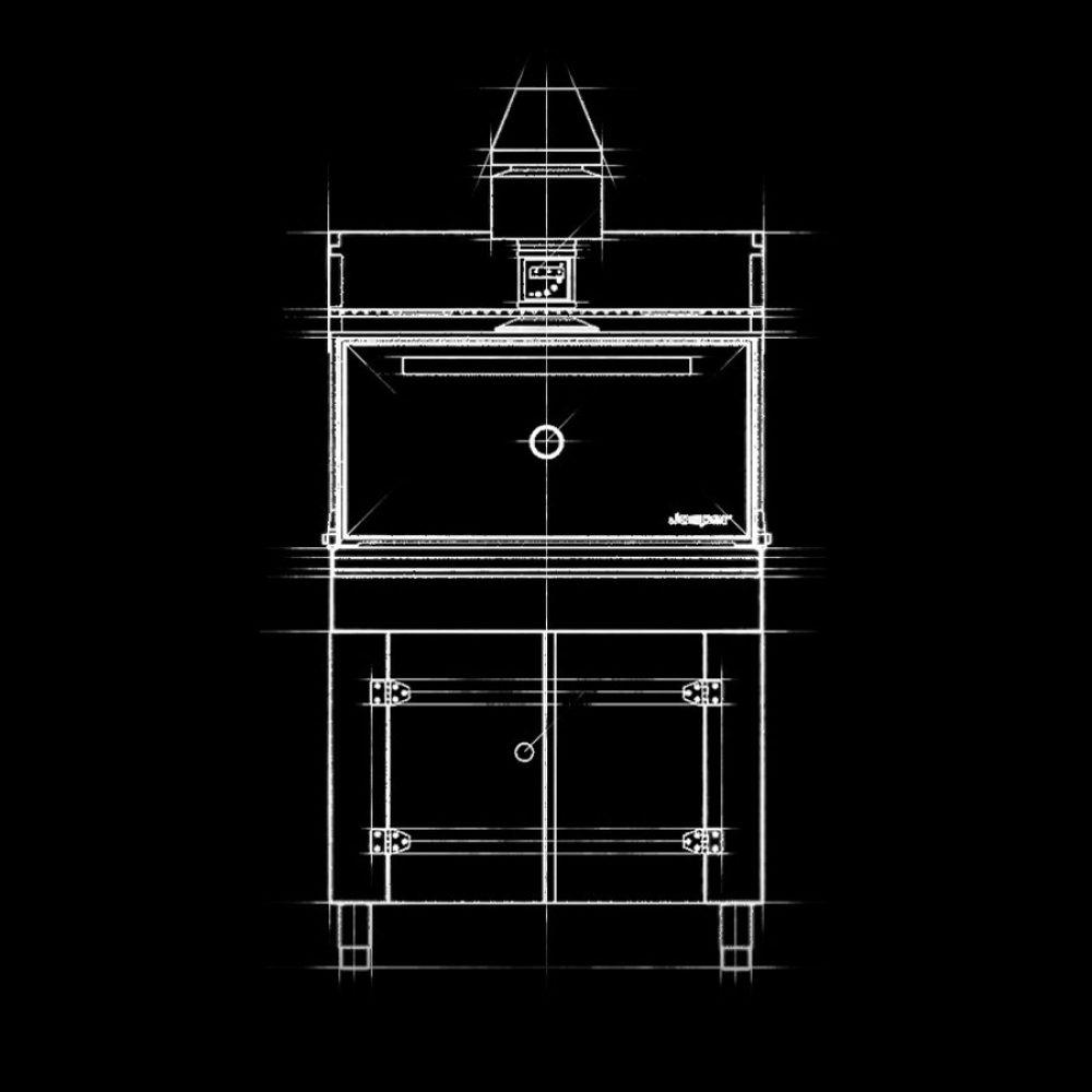 horno-josper-hjx-45-lbc-sketch