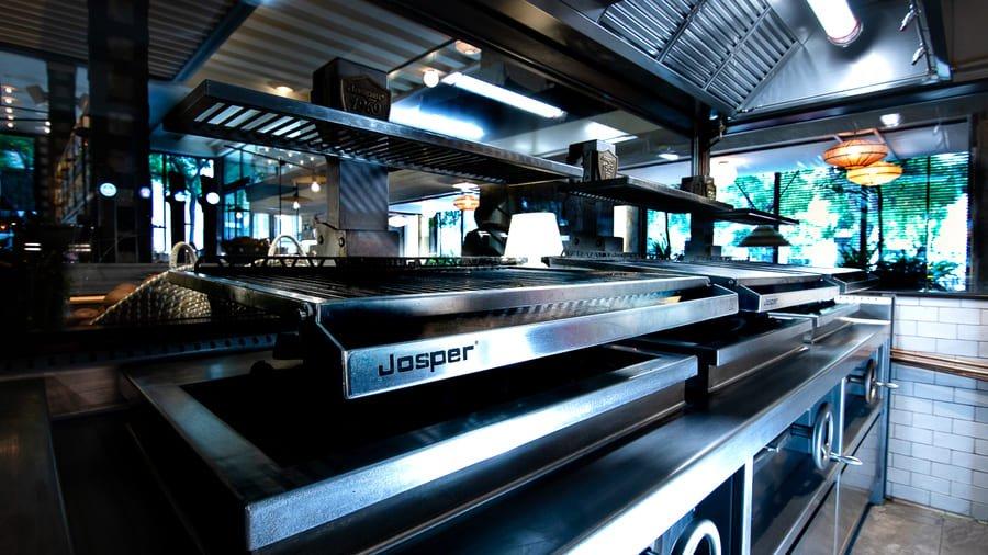 Josper Basque Grill PVJ-076-3, Carbón Negro, Madrid, 3