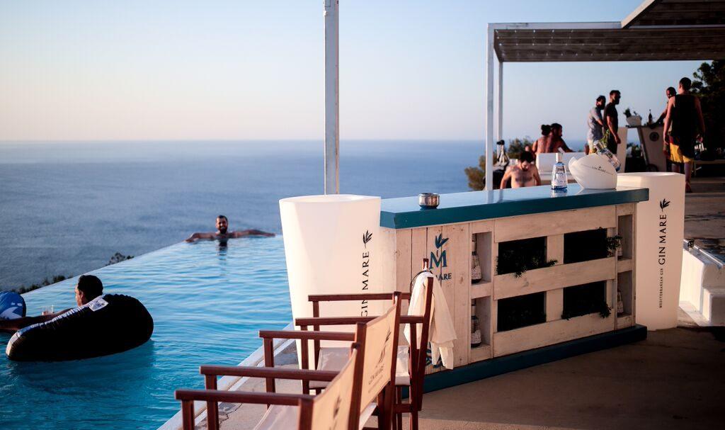 Josper y Gin Mare, evento perfecto en Ibiza
