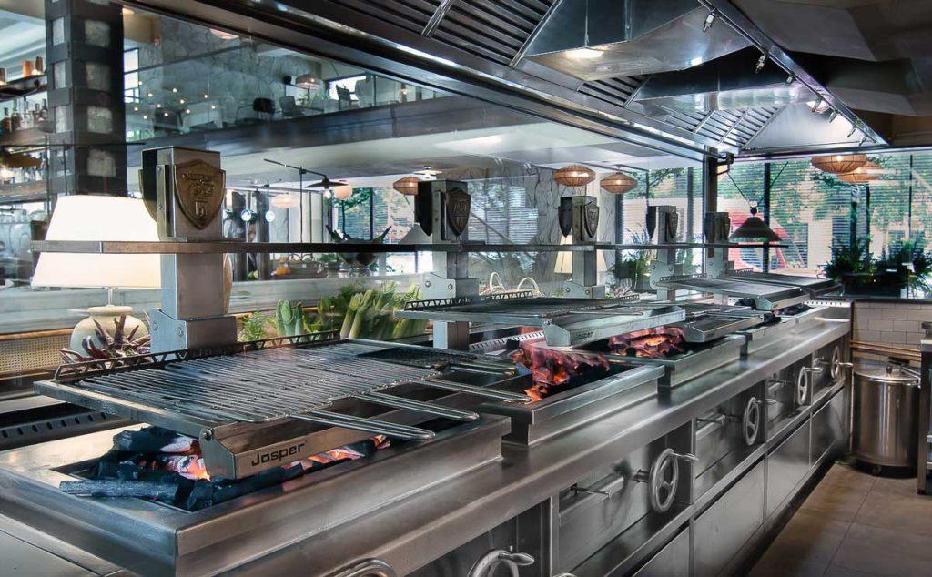 Parrilla Abierta, las brasas toman las cocinas