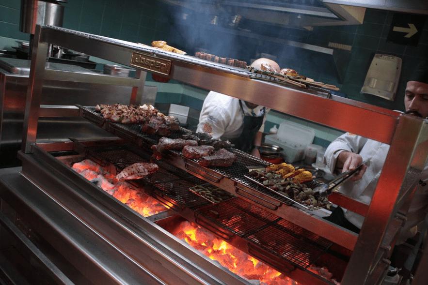 Cocinar a lo Robatayaki con Josper
